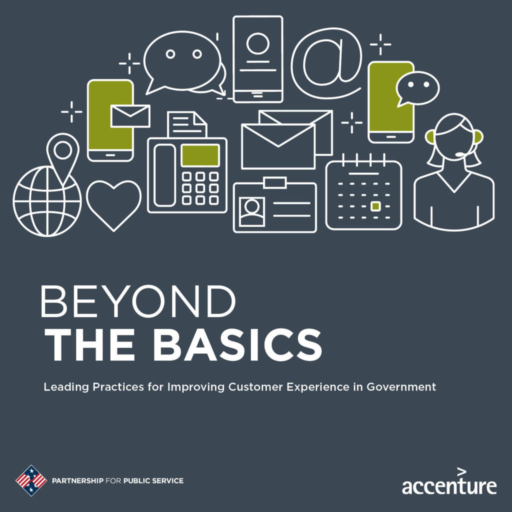 Beyond the Basics: Leading Practices for Improving Customer Experience in Government