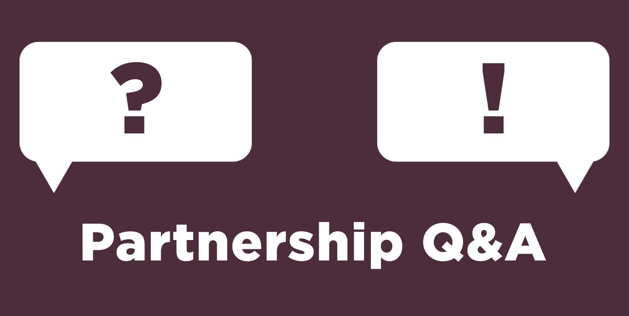 Partnership for Public Service Q&A graphic