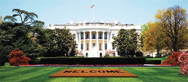 Setting new standards for presidential transitions
